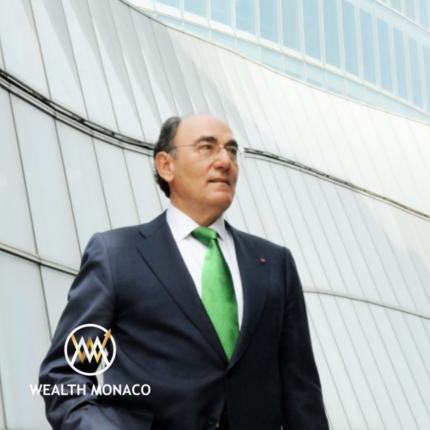 Ignacio Sánchez Galán, CEO of the Spanish energy giant Iberdrola,